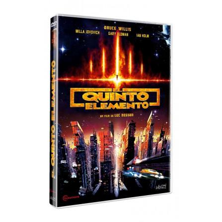 El quinto elemento - DVD