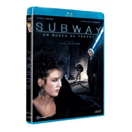 Subway. En busca de Freddy - BD