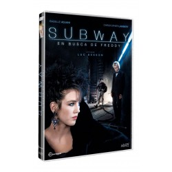 Subway. En busca de Freddy. - DVD
