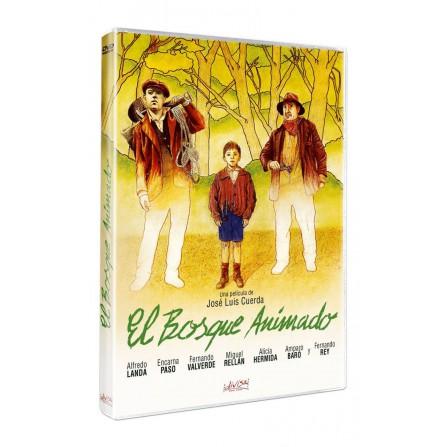 El bosque animado - DVD