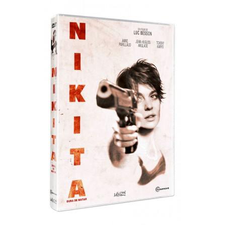 Nikita. Dura de matar - DVD