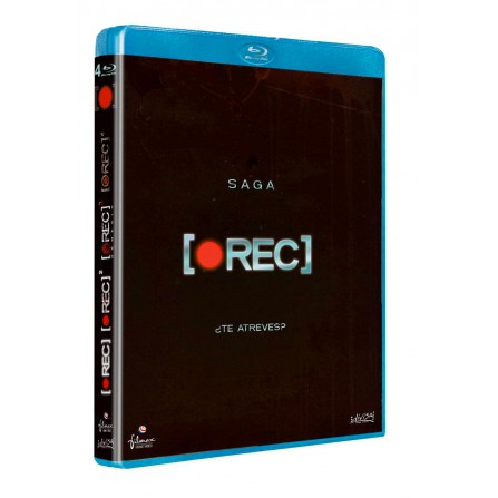 Saga REC - BD