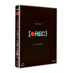 REC LA SAGA COMPLETA (4) DIVISA - DVD