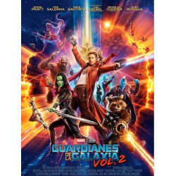 GUARDIANES DE LA GALAXIA 2 DISNEY - BD