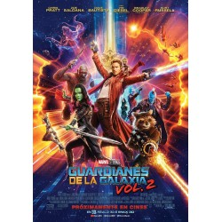 GUARDIANES GALAXIA 2 (2D+3D) DISNEY - BD
