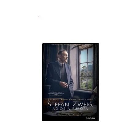 Stefan Zweig. Adiós a Europa - DVD