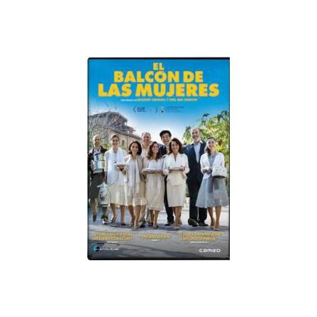 El balcón de las mujeres - DVD