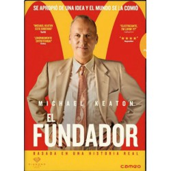 FUNDADOR, EL CAMEO - DVD