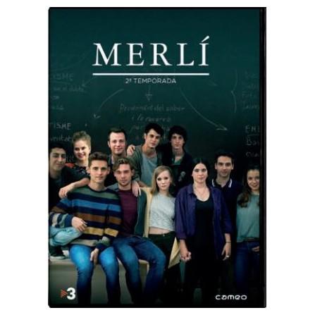 Merlí (2ª temporada) - DVD
