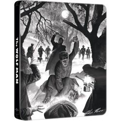 El Hombre Lobo (1941) Edición Metal - BD