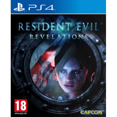 Resident Evil Revelations HD - PS4