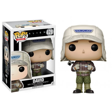 FUNKO POP DAVID (ALIEN COV.)