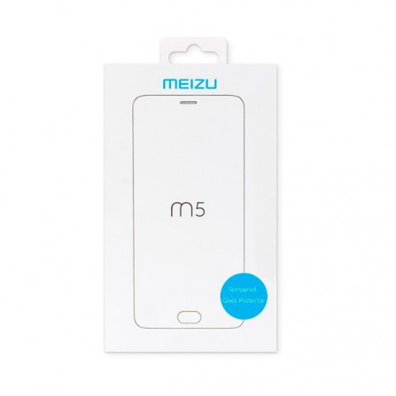 Protector cristal templado Meizu M5