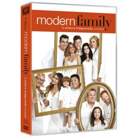 Modern Family (8ª Temporada) - DVD