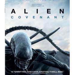 ALIEN COVENANT FOX - DVD