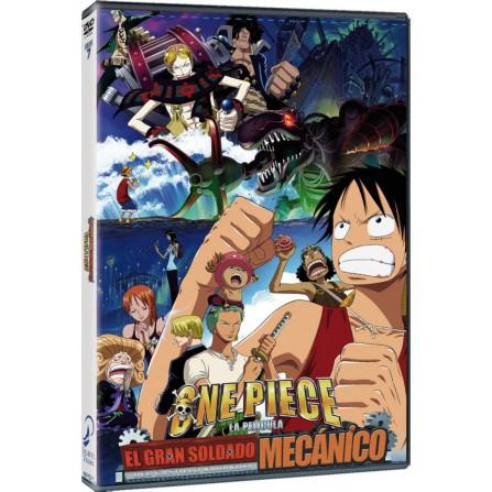 One Piece. El gran soldado mecánico del castillo Karakuri - DVD