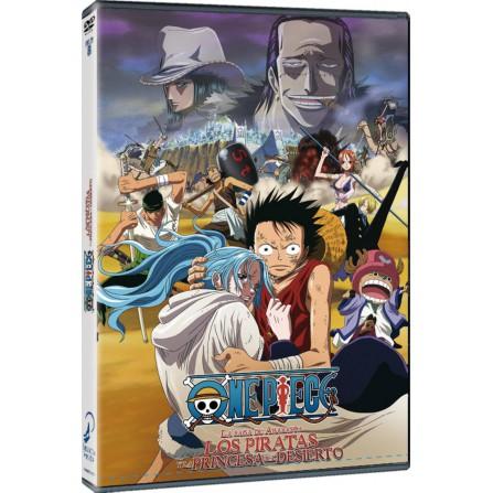 One Piece. La saga del Arabasta. Los piratas y la princesa del d - DVD