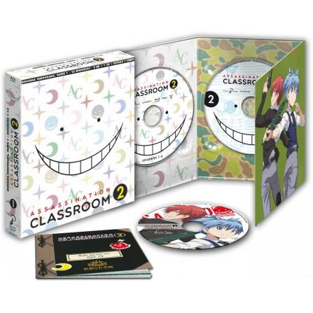 Assassination Classroom Temporada 2  - Parte 1 - DVD