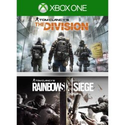 COMP. RAINBOW SIX + THE DIVISION/XONE