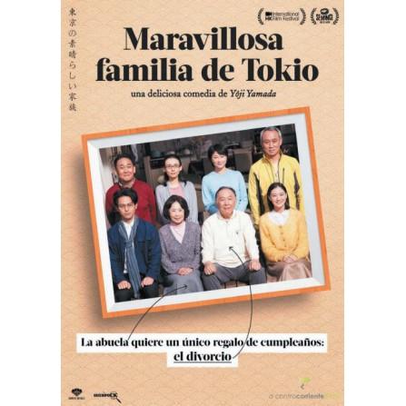 Maravillosa familia de Tokio - DVD