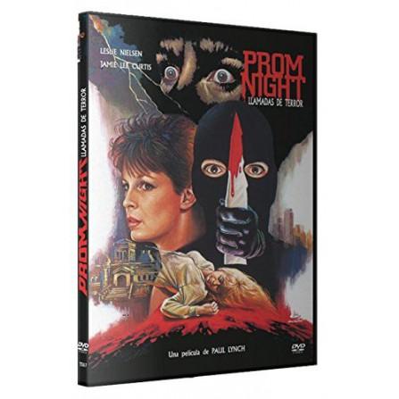 Prom night - Llamadas de terror - DVD