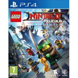 La LEGO Ninjago Película - El videojuego - PS4