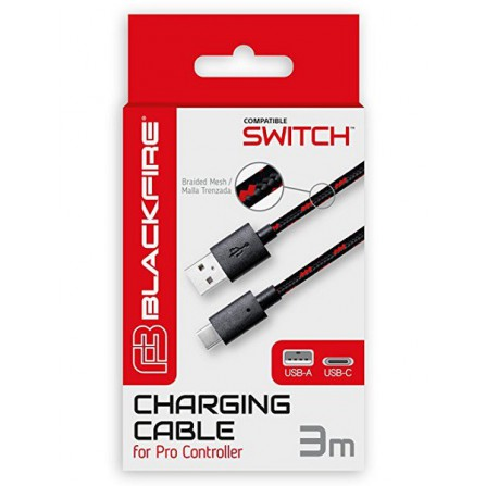 Cable USB Type C 3m para Mando Pro - SWI