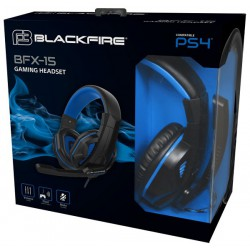 HEADSET BLACKFIRE BFX15 /PS4