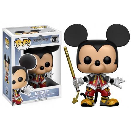 Funko Pop Mickey (Kingdom Hearts)