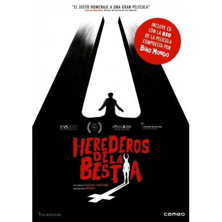 Herederos de la bestia - DVD