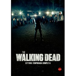 THE WALKING DEAD 7ª TEMP.COMPLETA CAM - BD