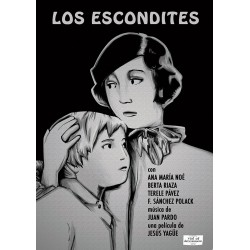 LOS ESCONDITES CAMEO - DVD