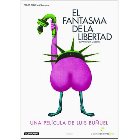 EL FANTASMA DE LA LIBERTAD KARMA - BD