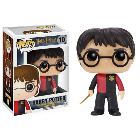 Funko Pop Harry Triwizard (Harry Potter)