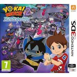 Yo-kai Watch 2 Mentespectros - 3DS