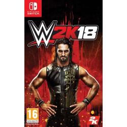 WWE 2K18 - SWI