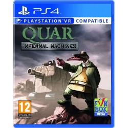 Quar infernal machines - PS4