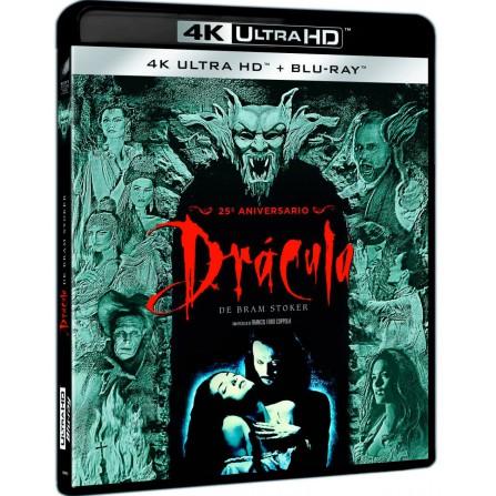Drácula de Bram Stocker (4K UHD + BD)
