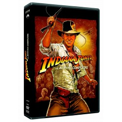 Indiana Jones 1-4 (Ed. 2017)  - DVD