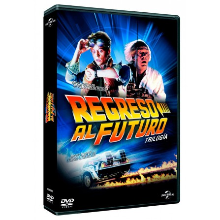 REGRESO AL FUTURO 1-3(ED. 2017) SONY - DVD