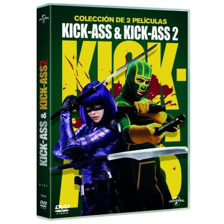 KICK-ASS 1-2 (ED. 2017) SONY - DVD
