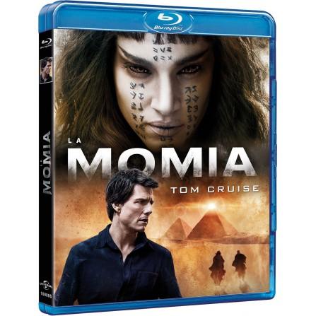 MOMIA 2017, LA SONY - DVD