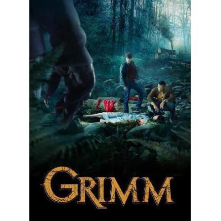 Grimm (Temporadas 1-6) - DVD