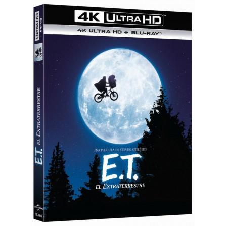 E.T. el extraterrestre (4K UHD + BD)