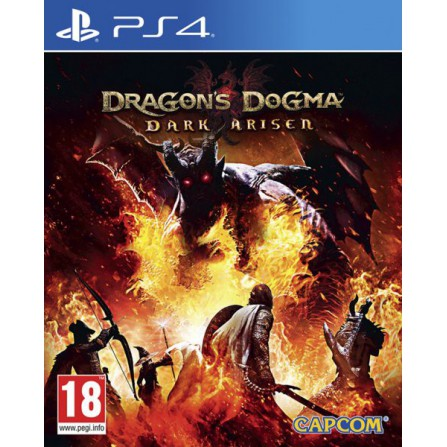 Dragons Dogma Dark Arisen HD - PS4