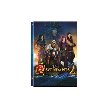 Los Descendientes 2 (Descendants 2) - DVD