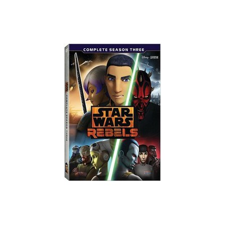 Star Wars Rebels - DVD