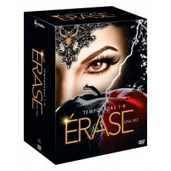 Erase una vez (Temporadas 1 a 6) - DVD