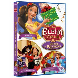 Elena de Avalor - Vol. 3 : Un día Para Recordar - DVD