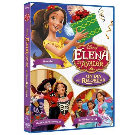 Elena de Avalor - Vol. 3 : Un día Para Recordar - DVD